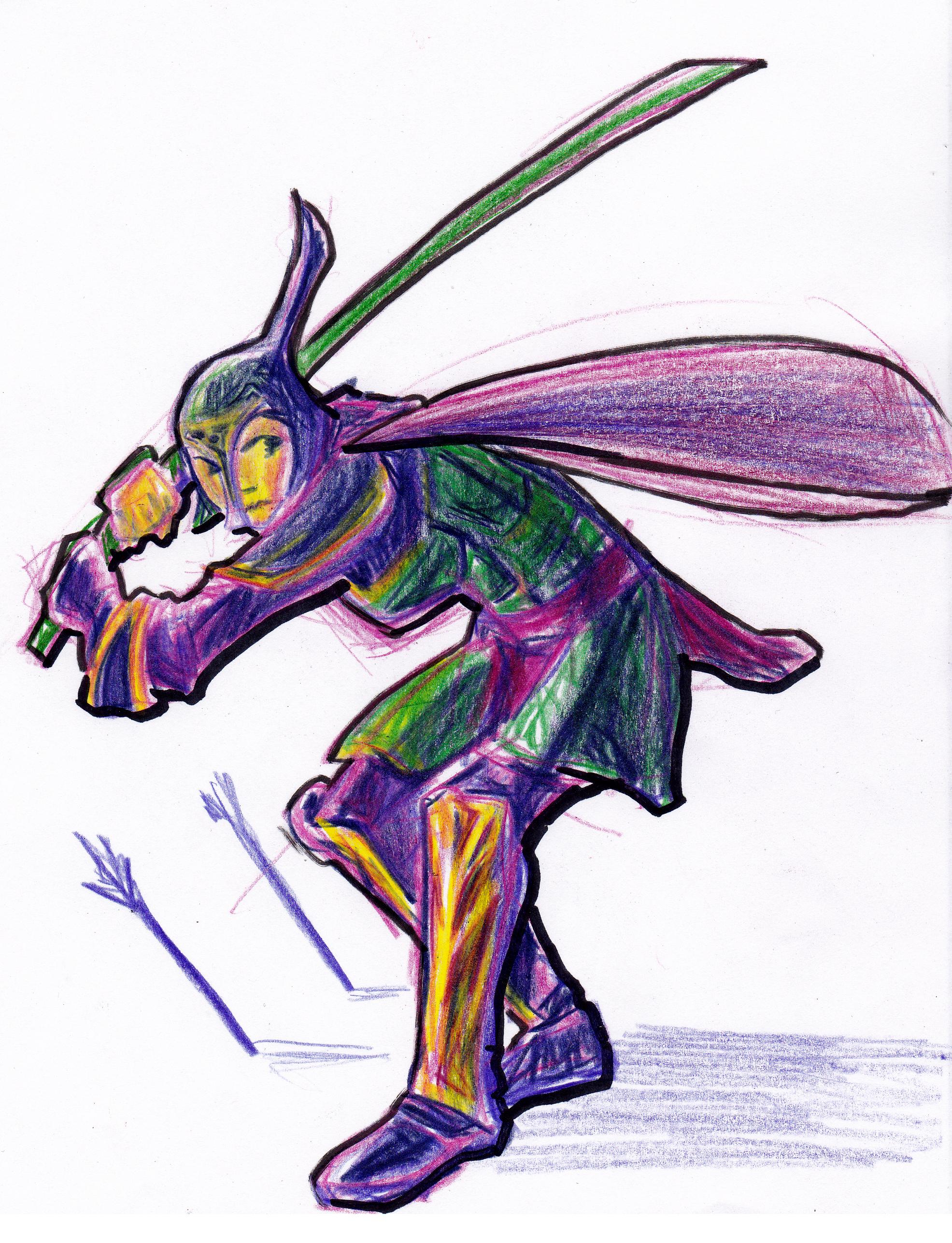 purple-warrior